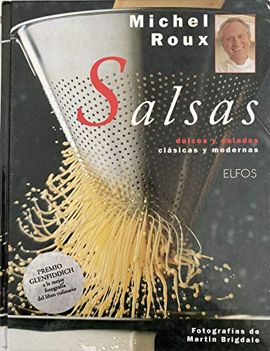 9788488990600: Salsas, Dulces y Saladas, Clasicas y Modernas (Spanish Edition)
