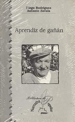 9788489080973: Aprendiz de gañán (Narrativa popular / Editorial Sendoa) (Spanish Edition)