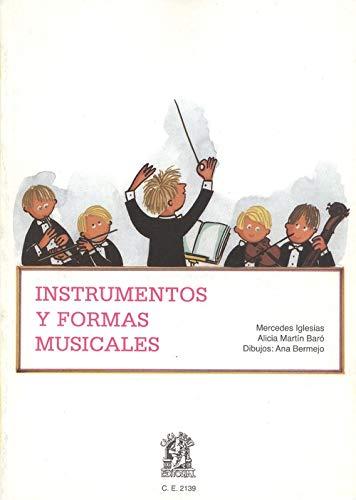 9788489081017: Instrumentos y Formas Musicales