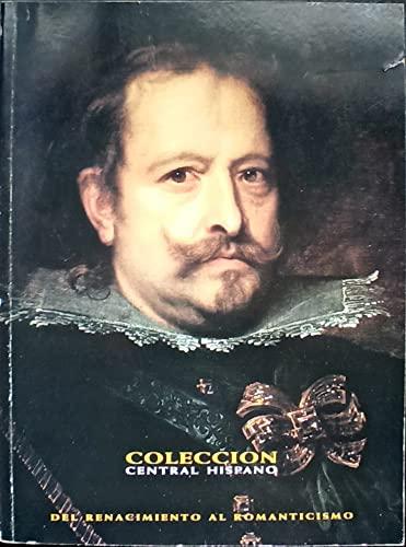 9788489124189: COLECCION CENTRAL HISPANO - DEL RENACIMIENTO AL ROMANTICISMO