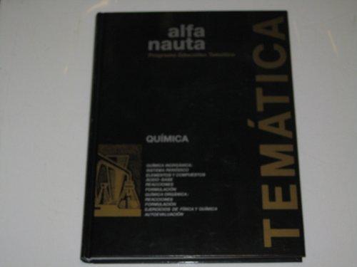 PROGRAMA EDUCATIVO TEMATICO QUIMICA , Alfa Nauta: Hernandez, Josep Lluis