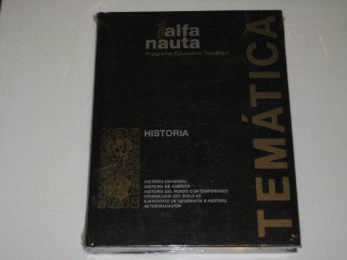 PROGRAMA EDUCATIVO TEMATICO Historia (Alfa Nauta) (Tematica): Joseph Lluis Hernandez