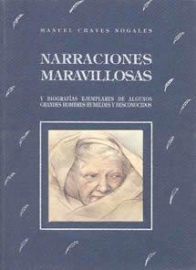 9788489142022: Narraciones maravillosas ;: Y, Biografías ejemplares de algunos grandes hombres humildes y desconocidos (Clan) (Spanish Edition)