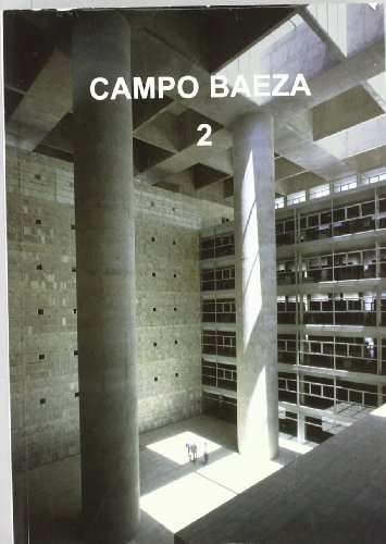 9788489150836: Campo Baeza 2 (Bilingue Castellano-ingles)