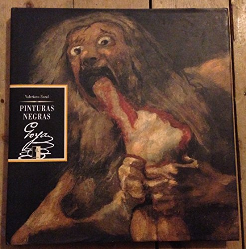 9788489162754: Las pinturas negras de Goya (Grandes obras)