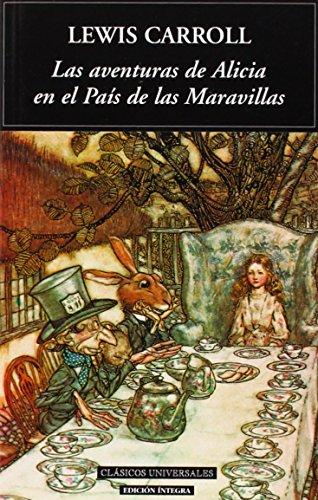 9788489163430: Las aventuras de Alicia en el Pais de las Maravillas / Alice's Adventures in Wonderland (Spanish Edition)