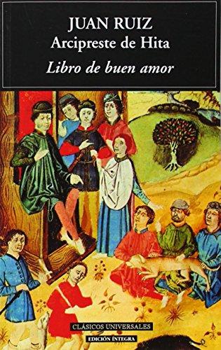 Libro de buen amor (Spanish Edition): Ruiz, Juan, de