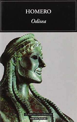 9788489163607: Odisea / Odyssey (Clasicos Universales) (Spanish Edition)