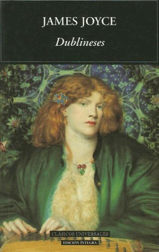 9788489163928: Dublineses / Dubliners (Clasicos Universales) (Spanish Edition)
