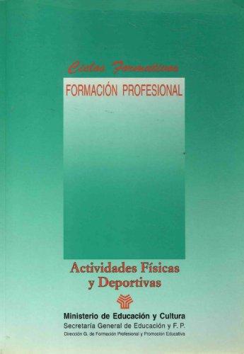 9788489167667: Actividades físicas y deportivas. FP (Ciclos Formativos)