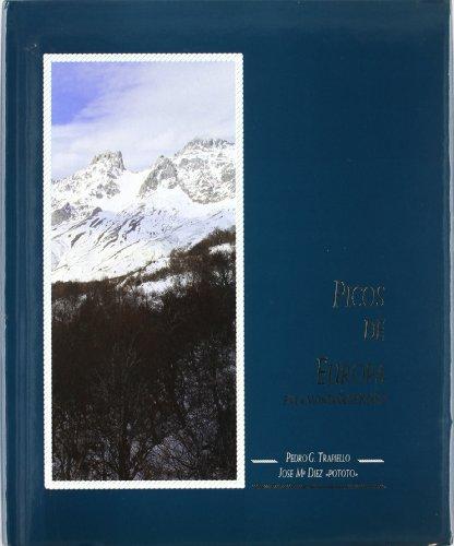 9788489183018: Picos de Europa en la montaña de Riaño