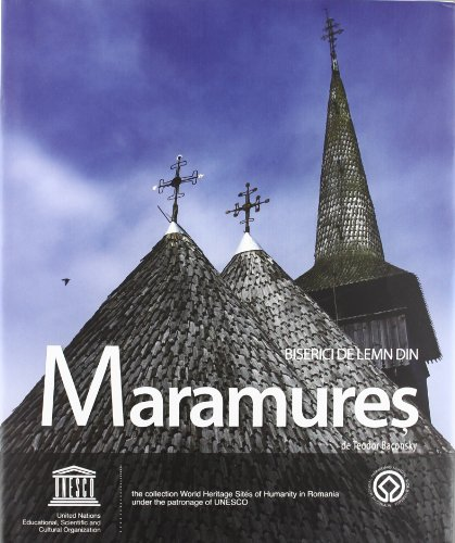 9788489183407: MARAMURES BISERICI DE LEMN DIN (RUMANO/INGLES)