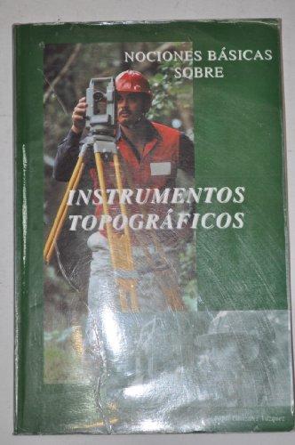 9788489189522: Instrumentos Topográficos.