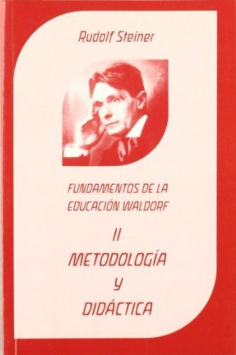 9788489197916: Metodologia Y Didactica