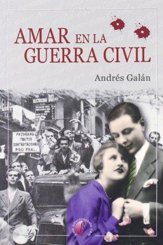 9788489212848: Amar en la Guerra Civil