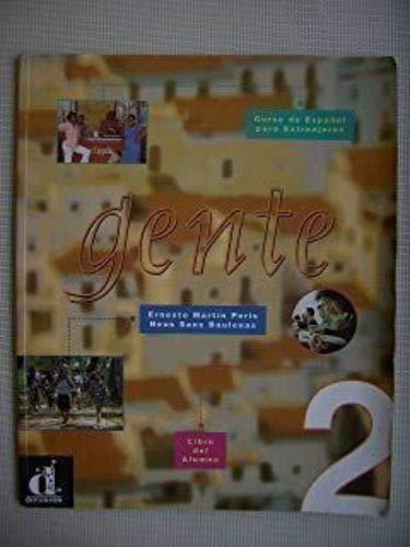 Gente 2: Student Book: Curso Comunicativo Basado