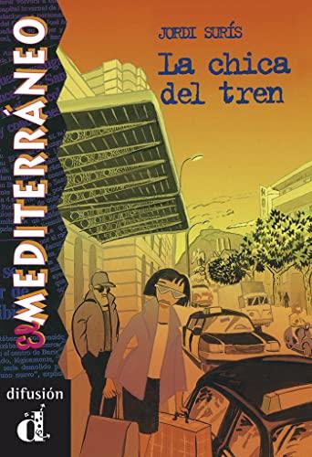 9788489344723: La chica del tren. Serie El Mediterráneo. Libro (Ele- Lecturas Gradu.Adultos)
