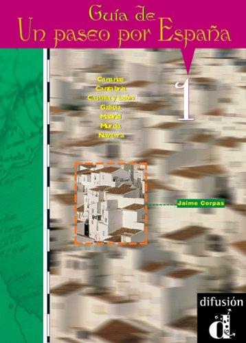 9788489344853: UN Paseo Por Espana - Level 10: Guia Didactica 1