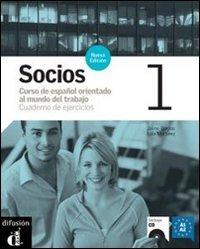 9788489344952: Socios: Level 10: Cuaderno De Ejercicios 2