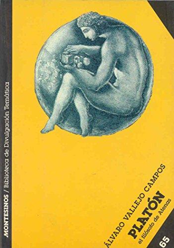 Platon - El Filosofo de Atenas (Spanish: Vallejo Campos, Alvaro