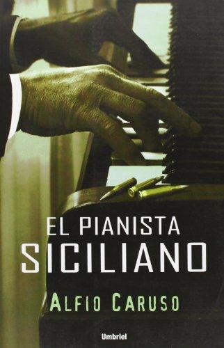 9788489367654: El pianista siciliano (Umbriel thriller)