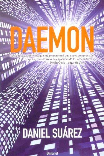 Daemon (Umbriel thriller): SUAREZ, DANIEL