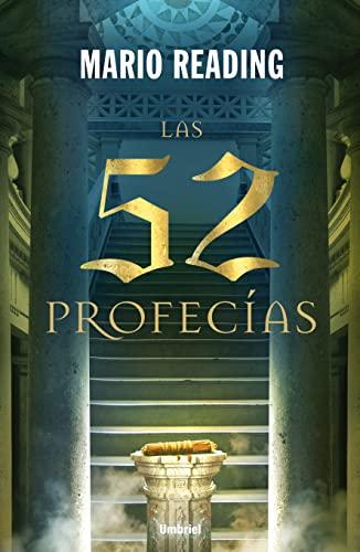 9788489367869: Las 52 profecías (Umbriel thriller)