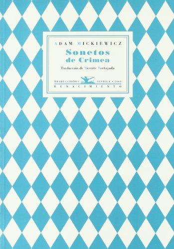 9788489371989: Sonetos De Crimea. Trad. De Vic (Poesía Universal)