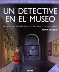 9788489396708: Un detective en el museo