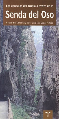 9788489427181: Los concejos del Trubia a través de la senda del Oso (Asturias Libro a Libro (1ª época))