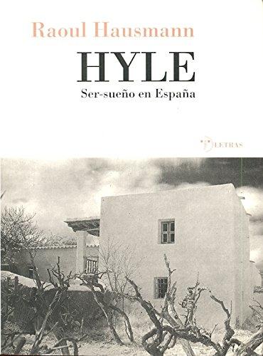 9788489427846: Hyle. Ser-sueño en España (Narrativa)