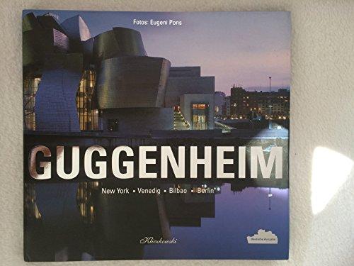 9788489439542: Guggenheim: Bilbao (Alemán)