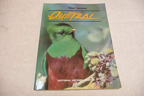 Quetzal (Spanish Edition): Janson, Thor, Garcia,