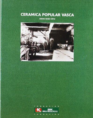 9788489476097: Ceramica popular vasca