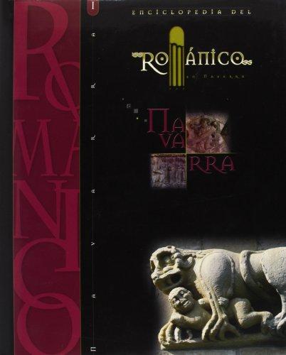 9788489483439: Enciclopedia del Románico en Navarra Tomo I