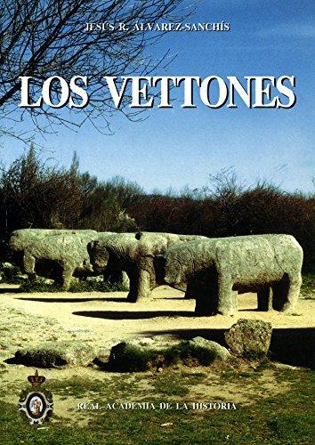9788489512320: Los Vettones.(1ª ed) (Bibliotheca Archaeologica Hispana.)