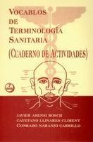 9788489522572: Vocablos de terminología sanitaria. Cuadernos de actividades