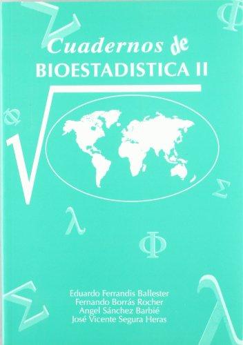 9788489522916: Cuadernos de bioestadística II
