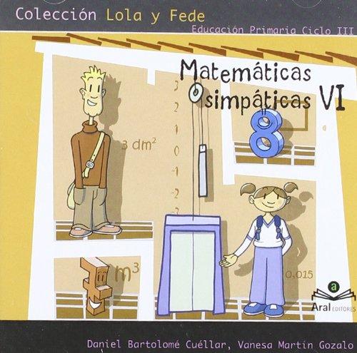 Matematicas simpaticas 6 -cd
