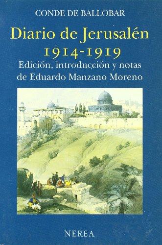 9788489569027: Diario de Jerusalén, 1914-1919 (Historia)