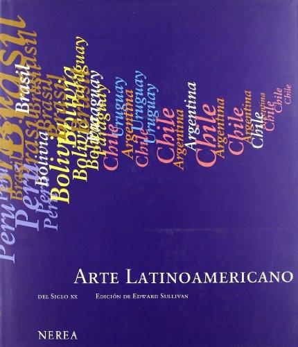 9788489569041: Arte latinoamericano del Siglo XX (Formato grande)
