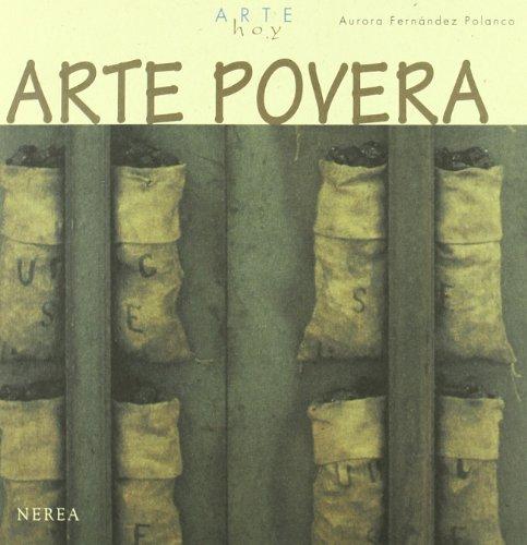 9788489569317: Arte hoy. Arte Povera