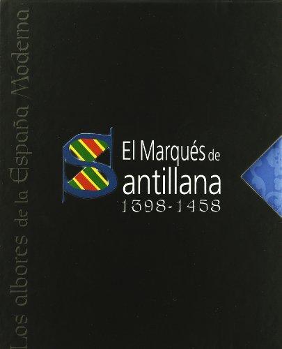 9788489569638: El Marqués de Santillana. 1398-1458 (Ensayos de arte y estudios)