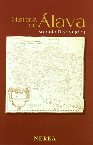 9788489569959: Historia de Álava (Serie Media) (Spanish Edition)
