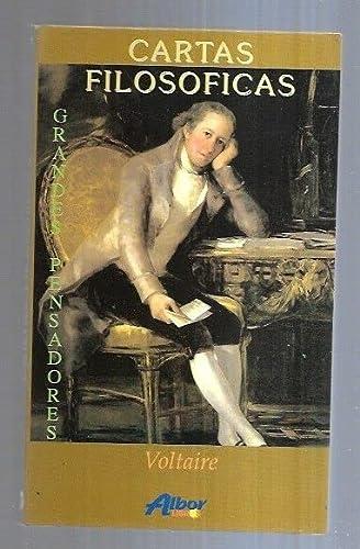 9788489592469: Cartas filosoficas
