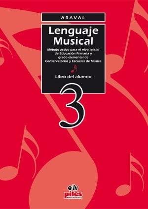 9788489595675: Lenguaje Musical. Alumno. 3