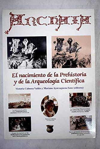 9788489606975: El nacimiento de la prehistoria