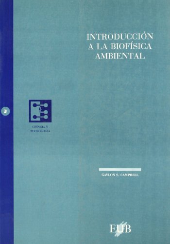 9788489607101: Introduccion Biofisica a Ct-3 **