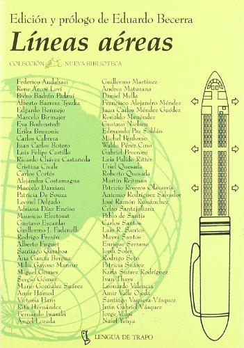 LINEAS AEREAS: Eduardo Becerra (ed. y pról.)