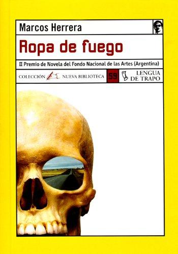 9788489618657: Ropa de Fuego (Coleccion Nueva Biblioteca)